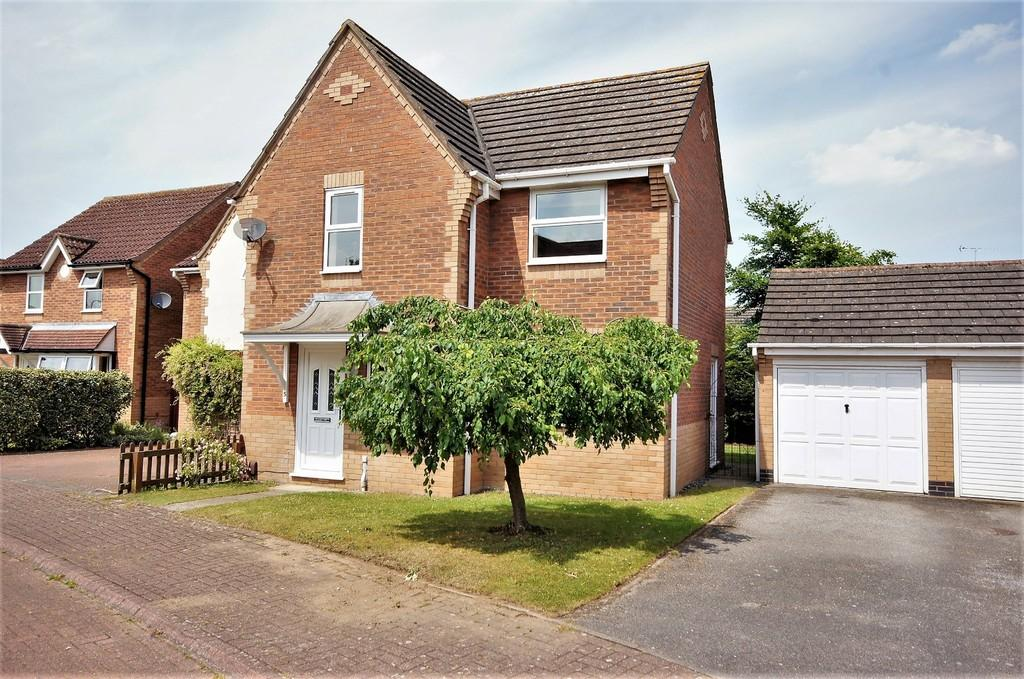 3 Bedrooms Detached House for sale in Whitley Close, Skellingthorpe