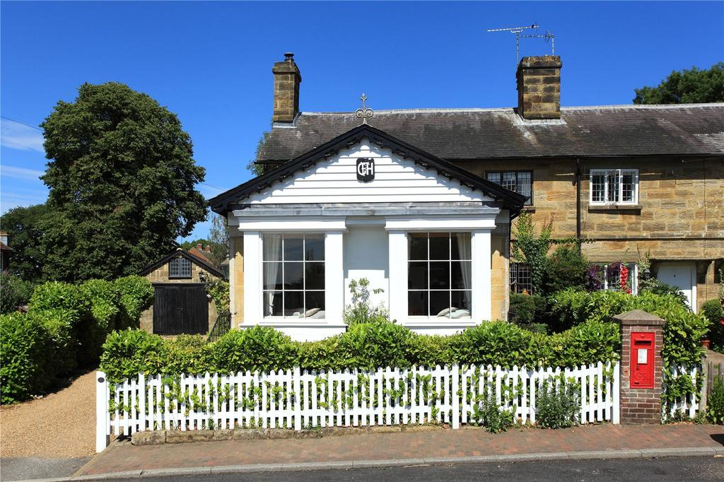 4 Bedrooms House for sale in Stone Row, The Green, Fordcombe, Tunbridge Wells, Kent, TN3
