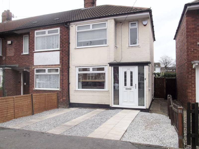 2 Bedrooms Terraced House for sale in Danube Road, Hull