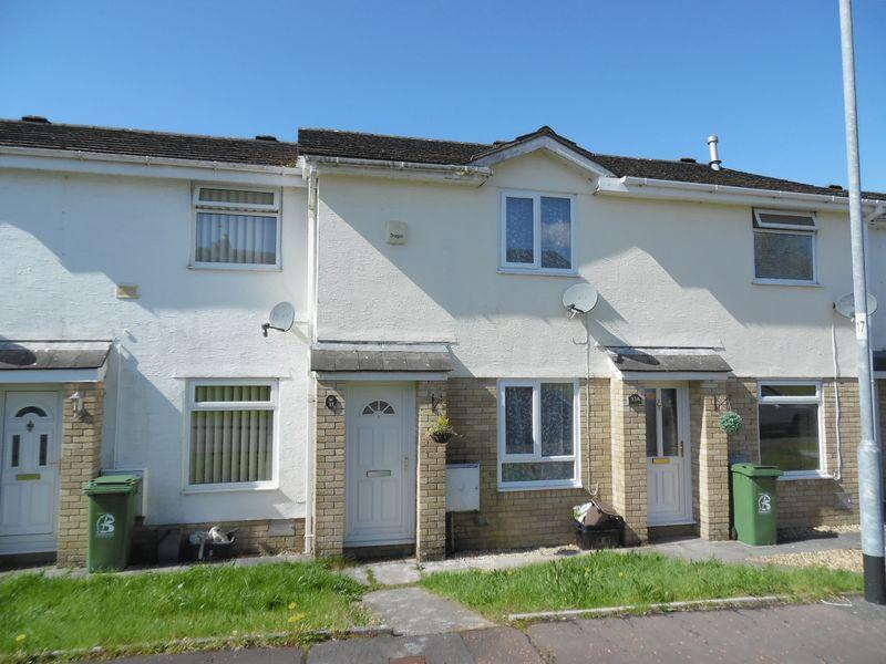 2 Bedrooms Terraced House for sale in Highfields Brackla Bridgend CF31 2PA