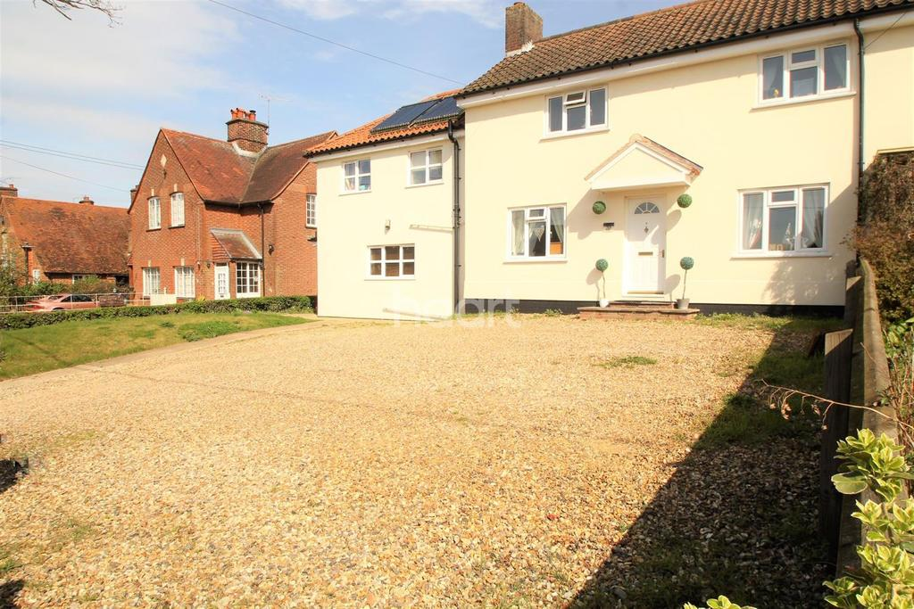 6 Bedrooms End Of Terrace House for sale in School Road, Holme Hale