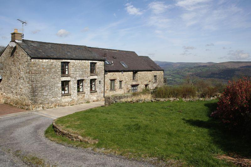 4 Bedrooms Unique Property for sale in The Tyla, Abergavenny
