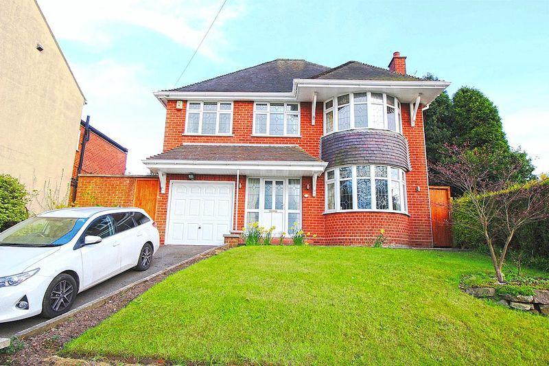 4 Bedrooms Detached House for sale in Gospel End Street, SEDGLEY