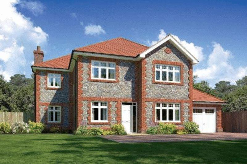 5 Bedrooms Detached House for sale in Rosebery House, Pine Hill, Epsom