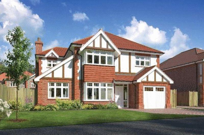 5 Bedrooms Detached House for sale in Thornhill House, Pine Hill, Epsom