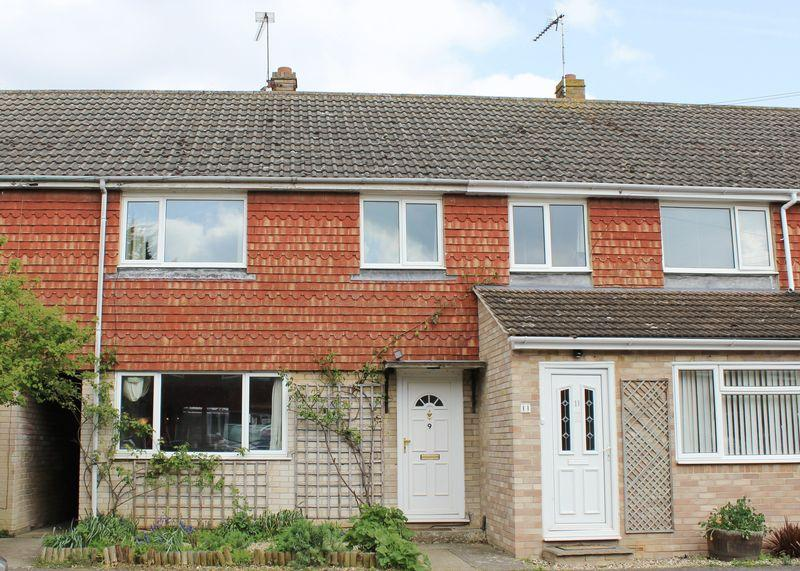 3 Bedrooms Terraced House for sale in Manor Crescent, Stanford in the Vale