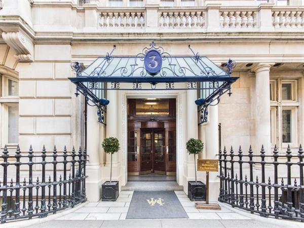 2 Bedrooms Flat for sale in Whitehall Court, Embankment, SW1