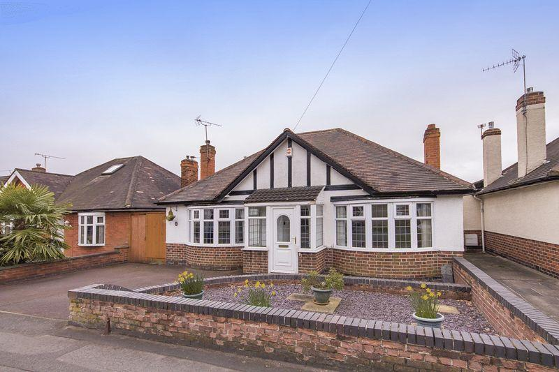 2 Bedrooms Detached Bungalow for sale in BRAYFIELD ROAD, LITTLEOVER
