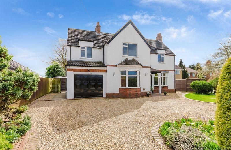 4 Bedrooms Detached House for sale in Louth Road, Horncastle