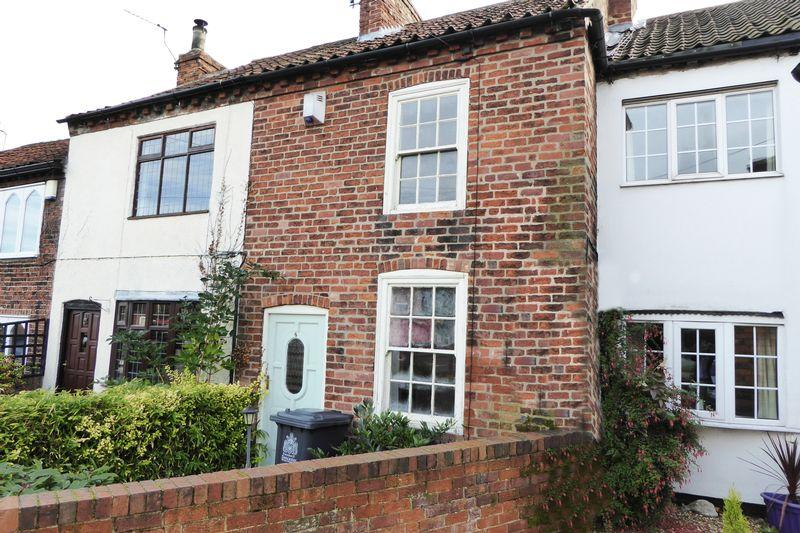 2 Bedrooms Cottage House for sale in Station Road, Bawtry, Doncaster