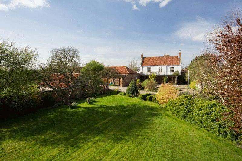 6 Bedrooms Detached House for sale in The Grange, Shipton by Beningbrough, York YO30 1AB