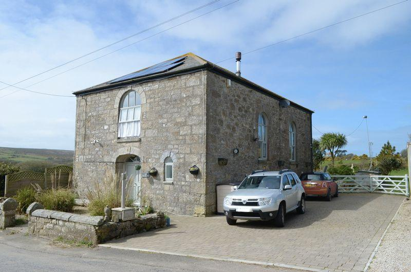 4 Bedrooms Detached House for sale in Towednack, St Ives