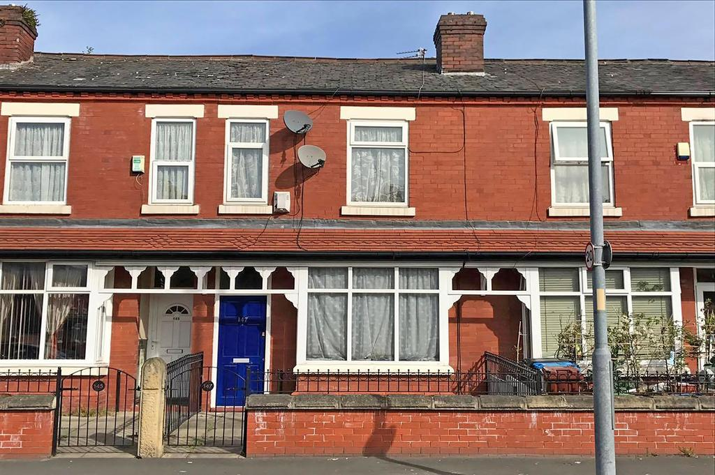 3 Bedrooms Terraced House for sale in Great Western Street, Moss Side, Manchester, M14