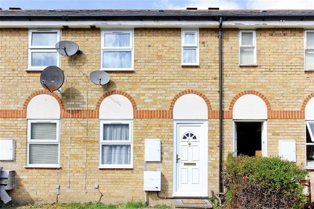 1 Bedroom House for sale in Elgar Close, Upton Park