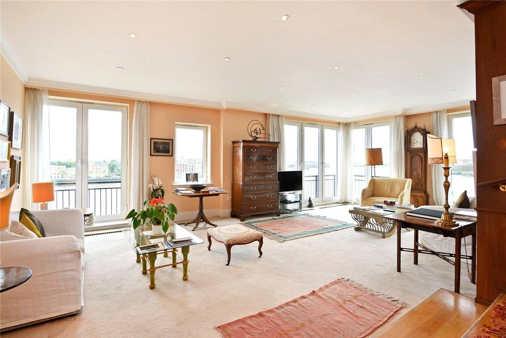 3 Bedrooms Unique Property for sale in Keepier Wharf, 12 Narrow Street, Canary Wharf, London, E14