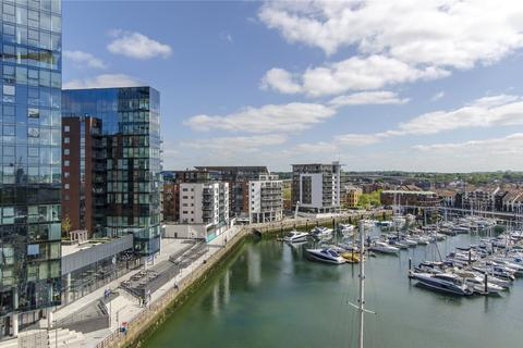 2 bedroom flat for sale - Alexandra Wharf, 1 Maritime Walk, Ocean Village, Southampton, SO14
