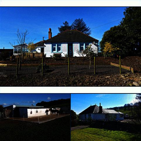 3 bedroom property with land for sale - GLENAIRLIE, CROCKETFORD, DUMFRIES DG2 8QD