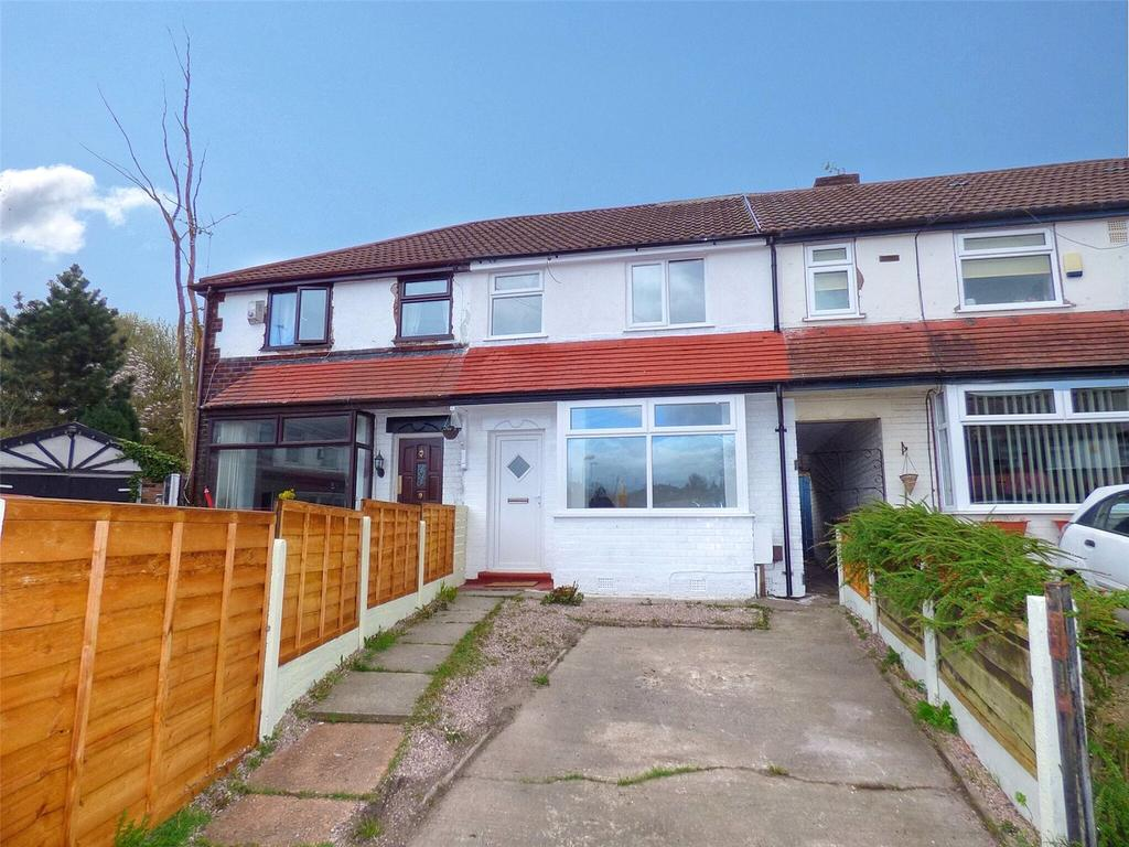 2 Bedrooms Terraced House for sale in Somerfield Road, Blackley, Manchester, M9