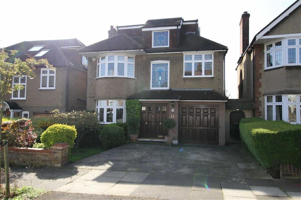 5 Bedrooms Detached House for sale in Northumberland Road, New Barnet, Herts, EN5