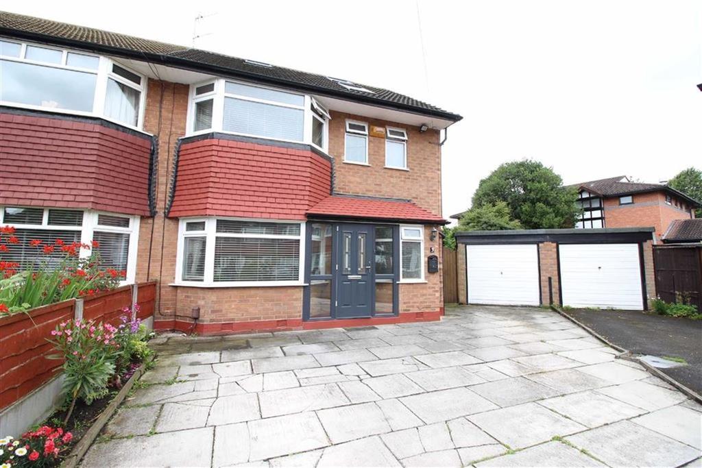 4 Bedrooms Semi Detached House for sale in Acrefield, Sale