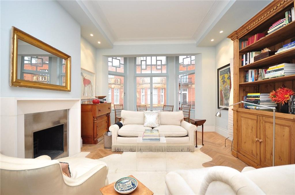 3 Bedrooms Flat for sale in Montagu Mansions, Marylebone, London, W1U