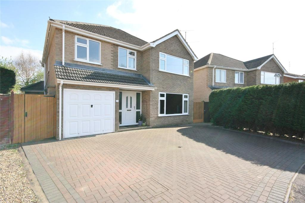5 Bedrooms Detached House for sale in Tollgate, Spalding, PE11