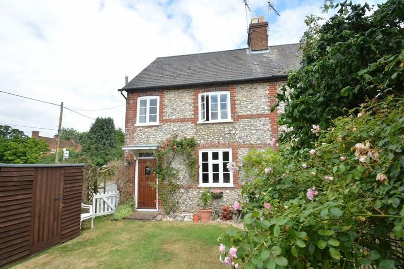 3 Bedrooms Cottage House for sale in Ragged Appleshaw, Andover