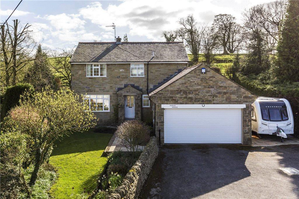 4 Bedrooms Detached House for sale in Coniston Cold, Skipton, North Yorkshire