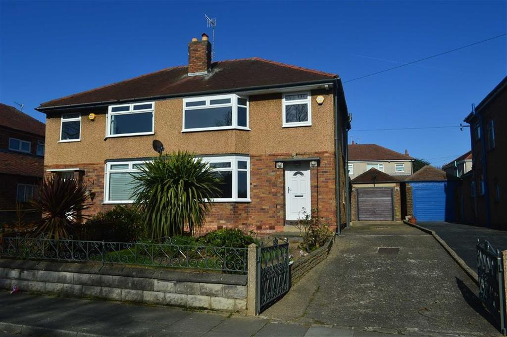 3 Bedrooms Semi Detached House for sale in Old Chester Road, Rock Ferry, CH42