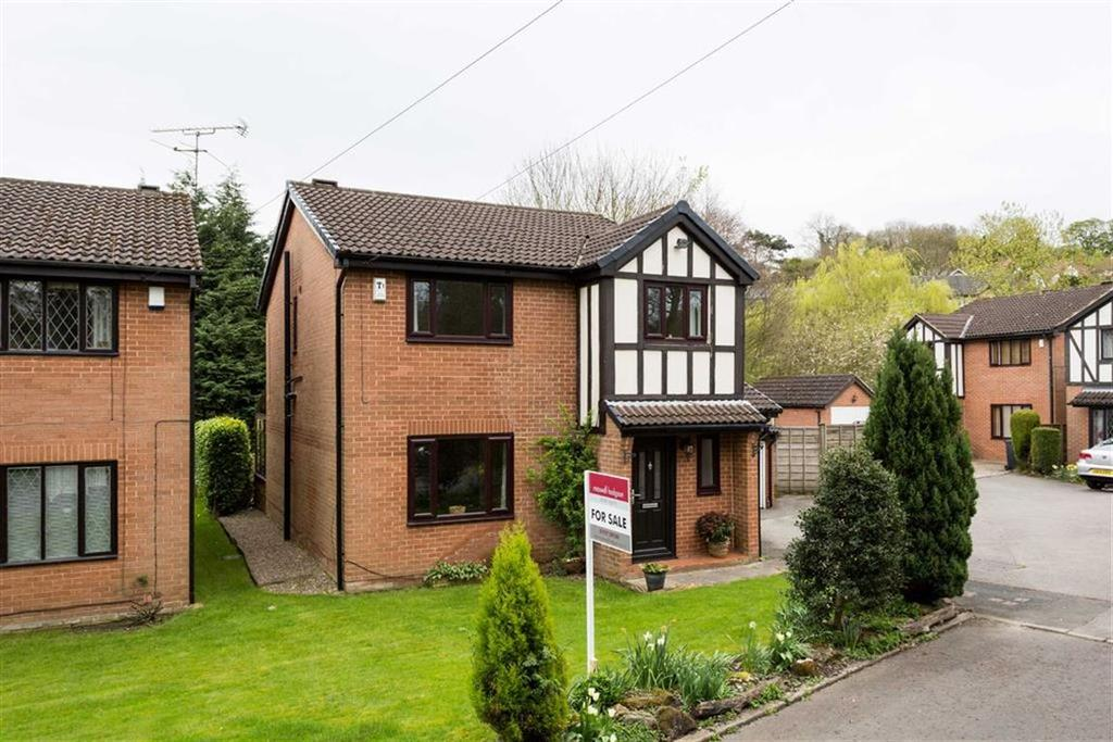 3 Bedrooms Detached House for sale in Bankfield, Bardsey, LS17
