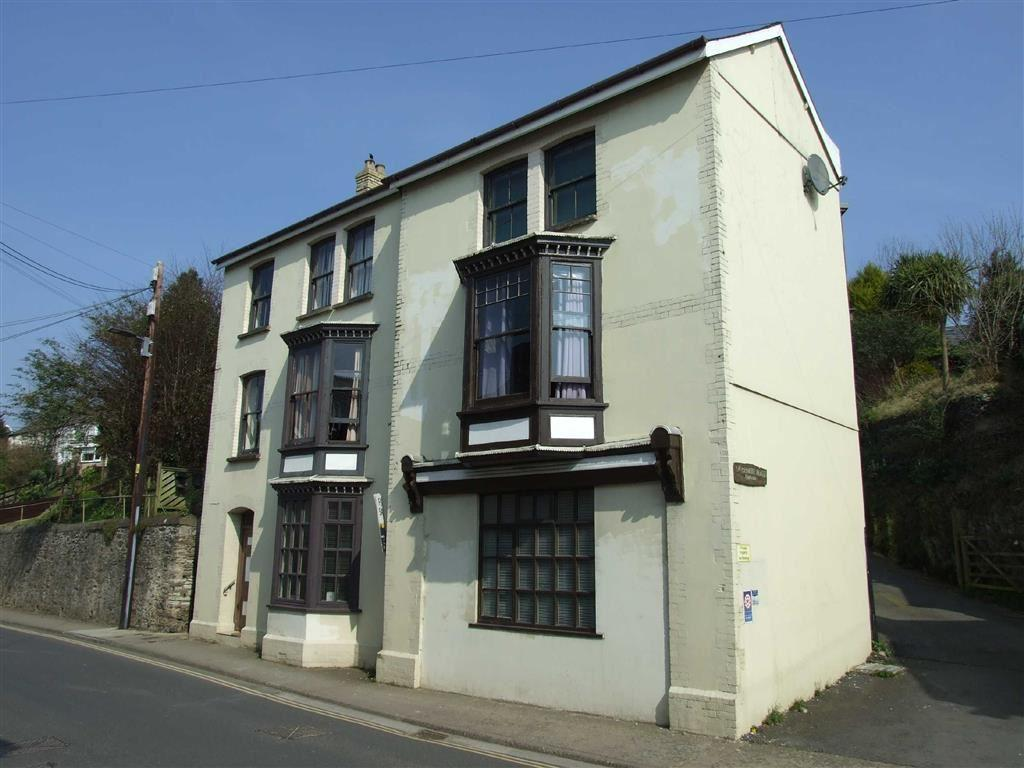 4 Bedrooms Apartment Flat for sale in King Street, Combe Martin, Ilfracombe, Devon, EX34