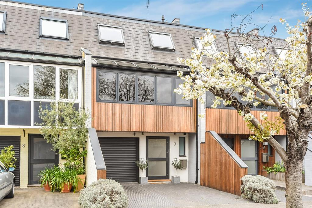3 Bedrooms House for sale in Ardshiel Close, Putney