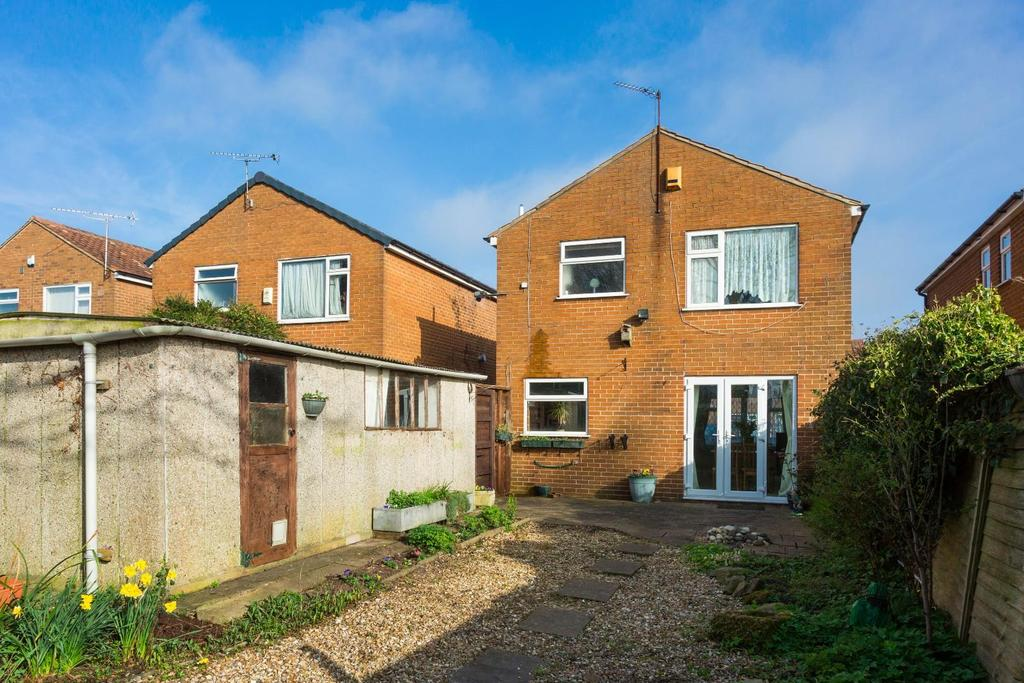 3 Bedrooms Detached House for sale in Whenby Grove, York