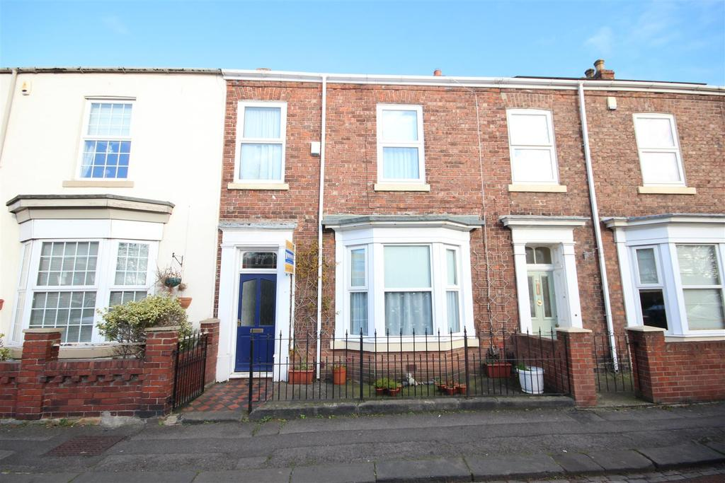 4 Bedrooms Terraced House for sale in Southburn Terrace, Hartlepool