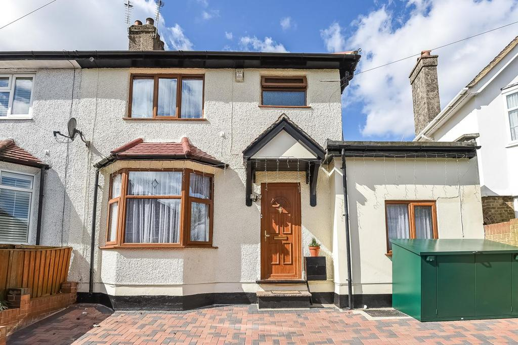 4 Bedrooms Semi Detached House for sale in Ewhurst Road, Brockley, SE4