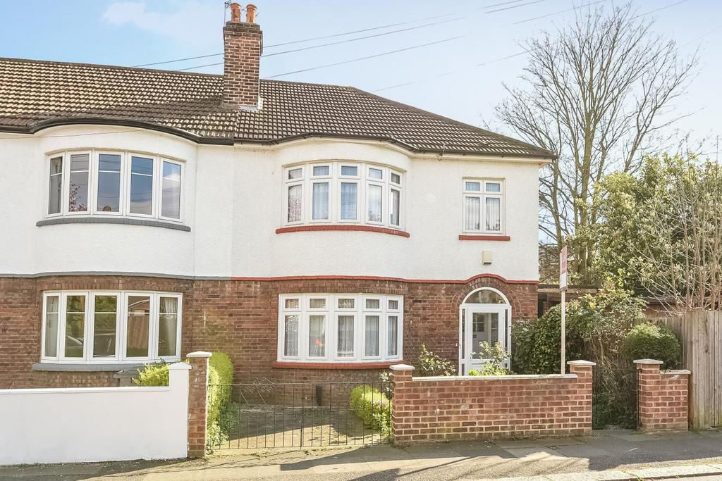3 Bedrooms End Of Terrace House for sale in Marler Road, Forest Hill
