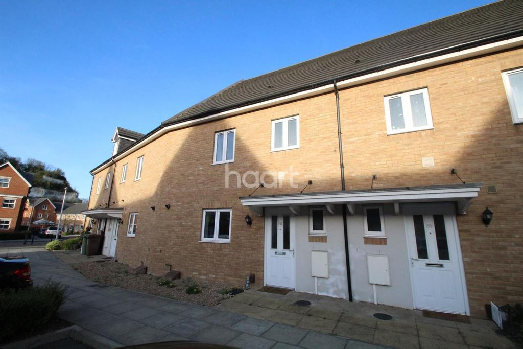 3 Bedrooms Terraced House for sale in Sealand Drive, Strood