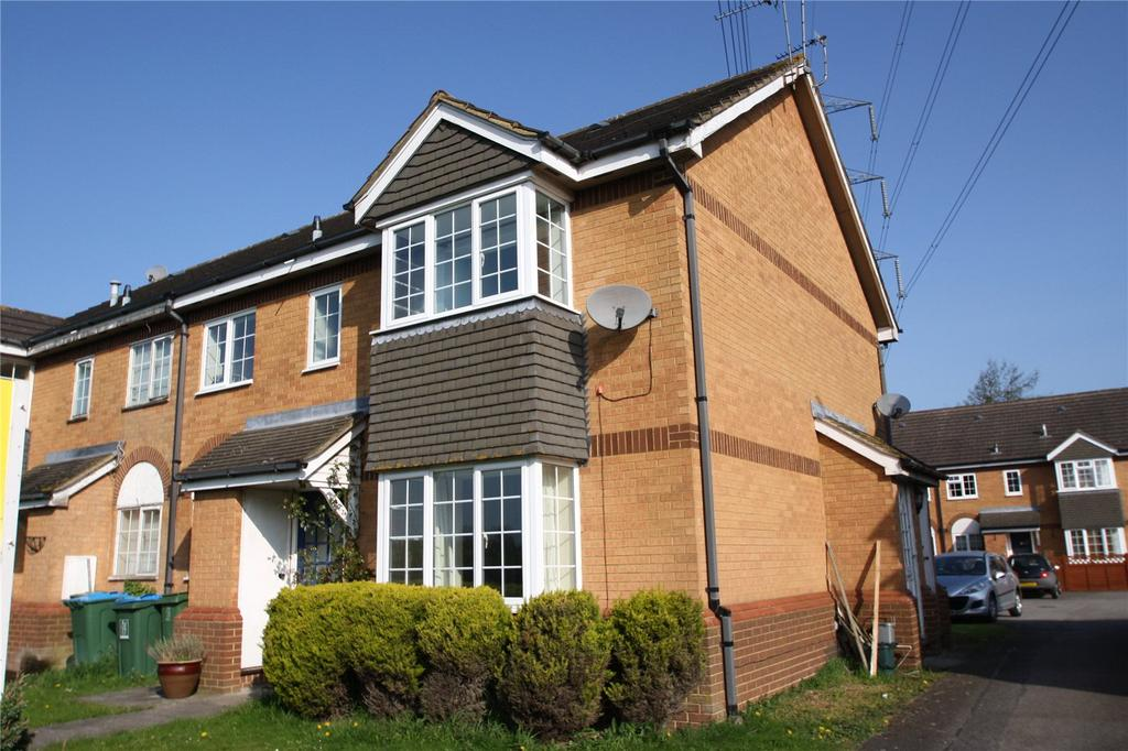 2 Bedrooms End Of Terrace House for sale in Lupin Walk, Aylesbury, HP21