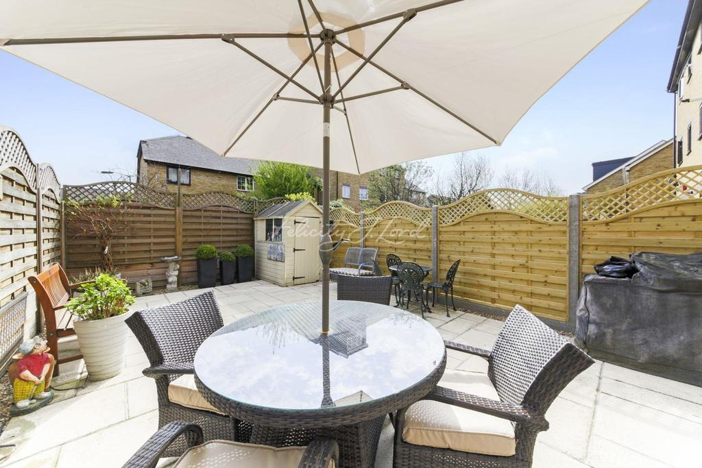 3 Bedrooms End Of Terrace House for sale in Midship Close, SE16