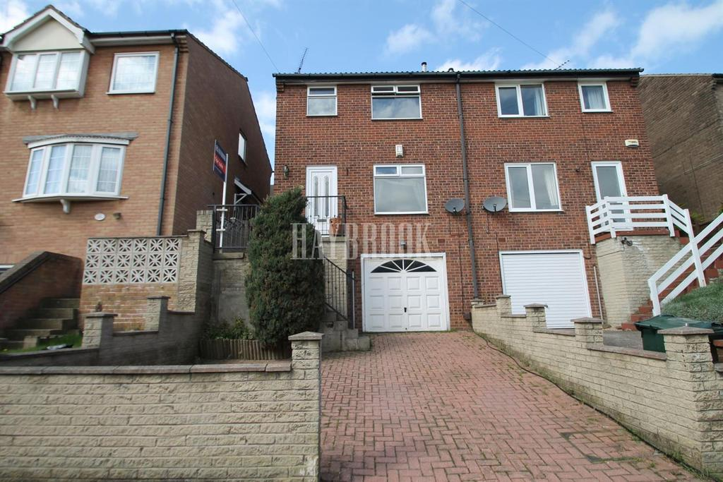 3 Bedrooms Semi Detached House for sale in Bennett Street, Kimberworth