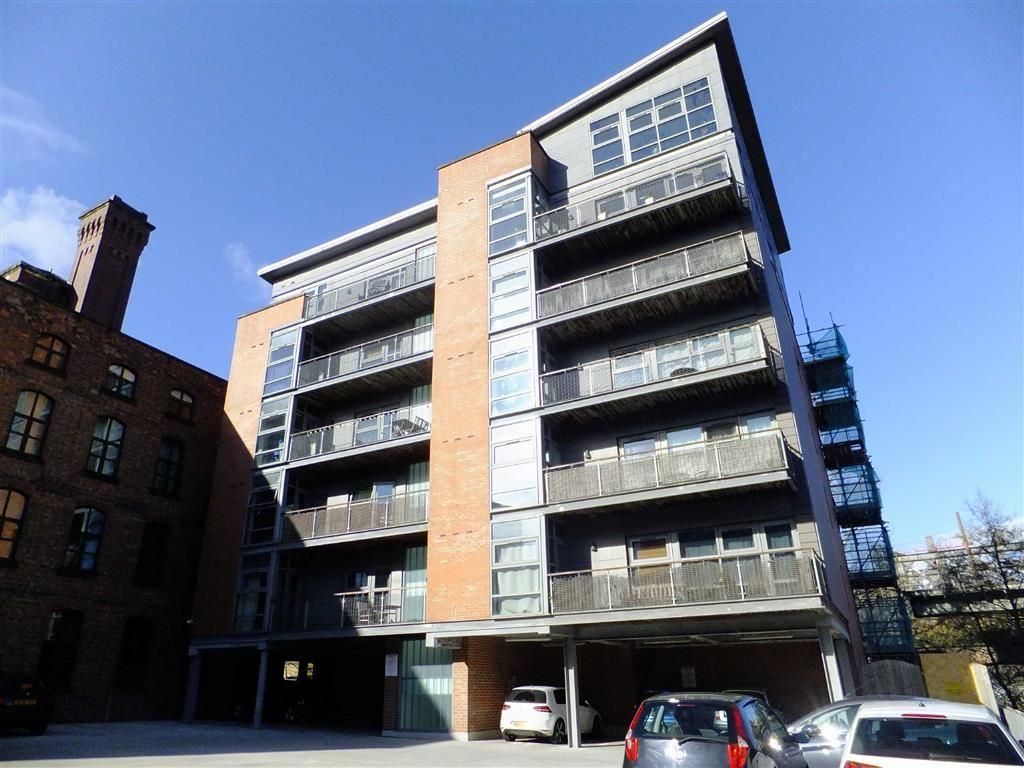 2 Bedrooms Flat for sale in Worsley Mill, 10 Blantyre Street, Castlefield