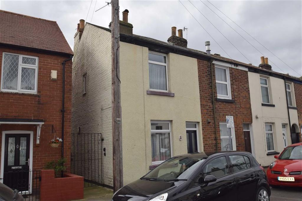 2 Bedrooms Terraced House for sale in Hoxton Road, Scarborough, North Yorkshire, YO12