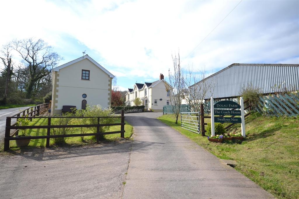 4 Bedrooms Land Commercial for sale in Llansteffan, Carmarthen