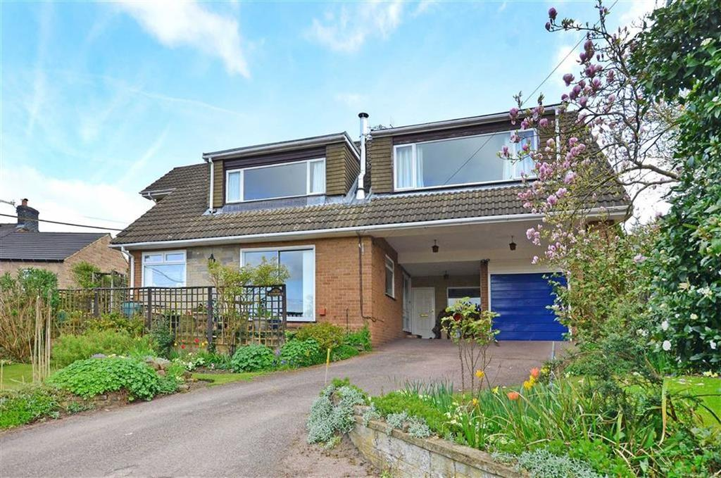 5 Bedrooms Detached House for sale in Riverdale, Middle Lane, Whatstandwell, Matlock, Derbyshire, DE4
