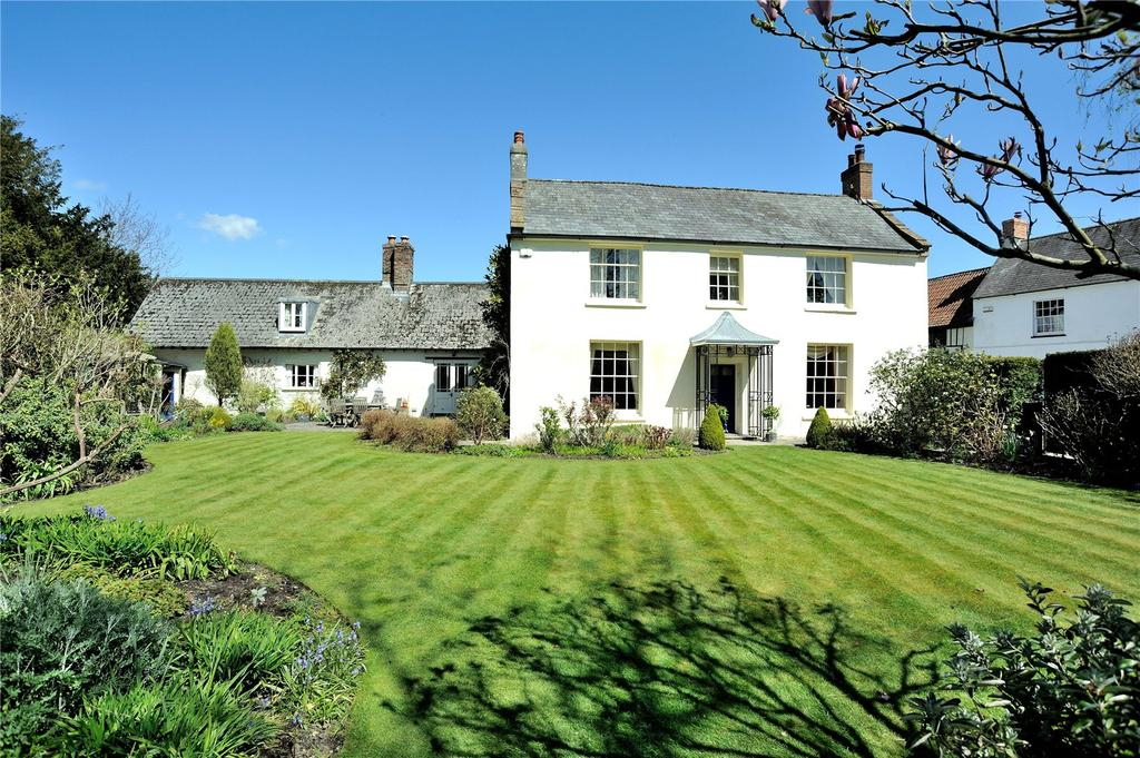 4 Bedrooms Detached House for sale in Long Street, Cerne Abbas, Dorchester, Dorset