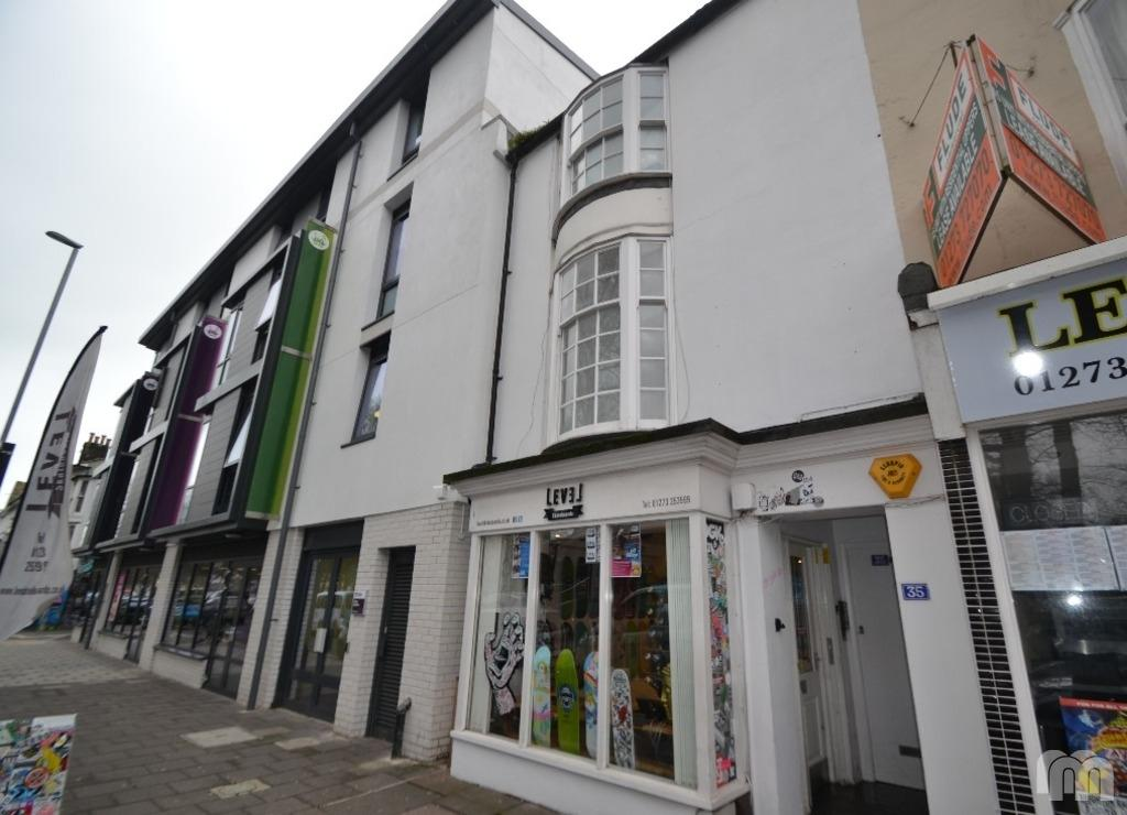 Studio Flat for rent in Ditchling Road Brighton East Sussex BN1