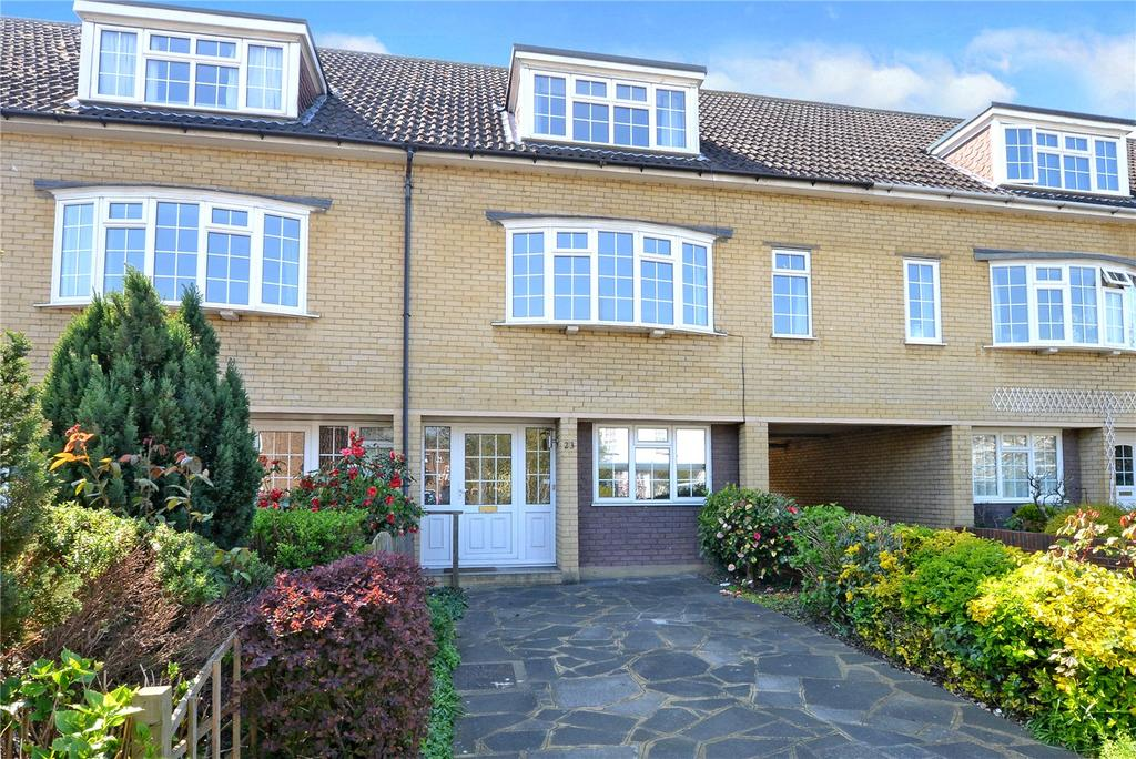 4 Bedrooms Town House for sale in Park Road, Cheam, Sutton, SM3