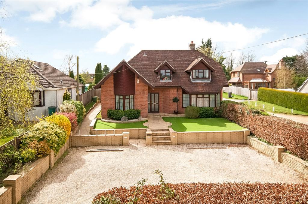 6 Bedrooms Detached House for sale in Lovedon Lane, Kings Worthy, Winchester, SO23