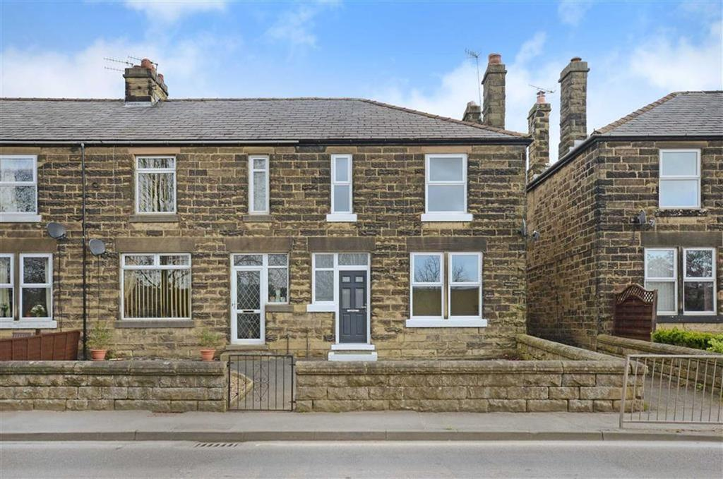 3 Bedrooms End Of Terrace House for sale in 19, Lime Tree Avenue, Darley Dale, Matlock, Derbyshire, DE4