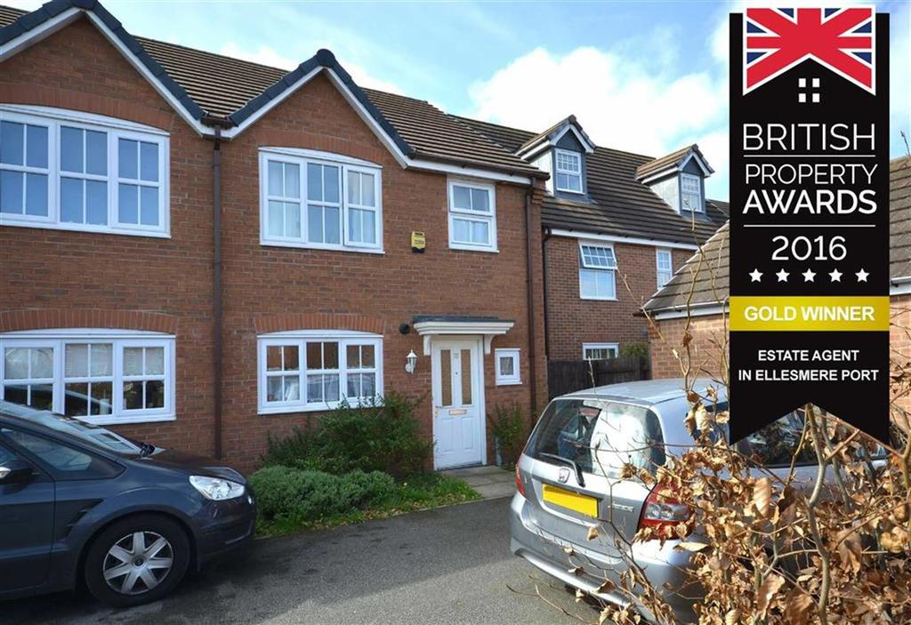 3 Bedrooms Semi Detached House for sale in Elbrus Drive, Rivacre, CH66